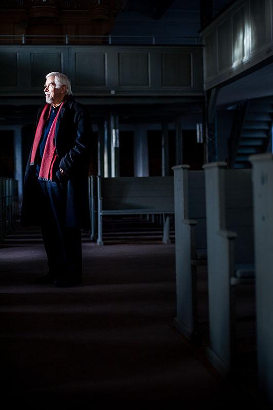 Prof. Dr. Harald Vogel Orgelexperte
