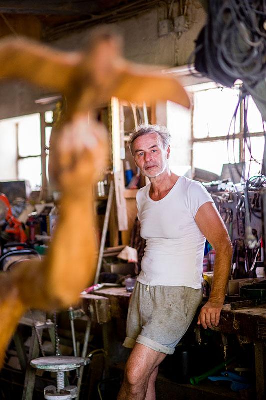 Claus Hartmann Bildhauer