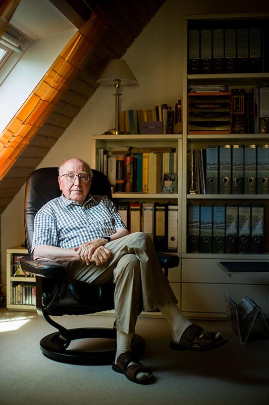 Günther Frowein Autor