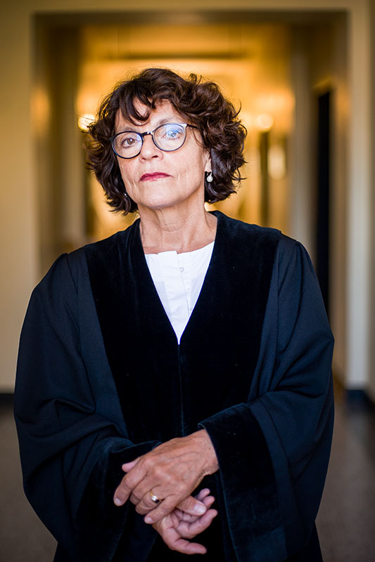 Margarete Wollstadt Familienrichterin am Amtsgericht Osterholz-Scharmbeck